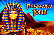 Играть в казино Вулкан Вегас на автомате Pharaohs Tomb
